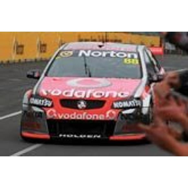 J.WHINCUP 2011 WINNING CAR