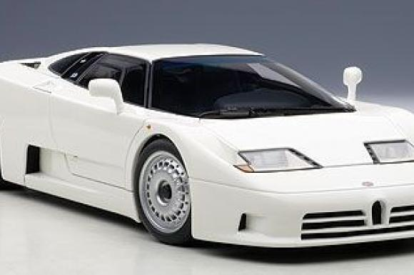 BUGATTI EB110 GT — Car Models Of Braidwood