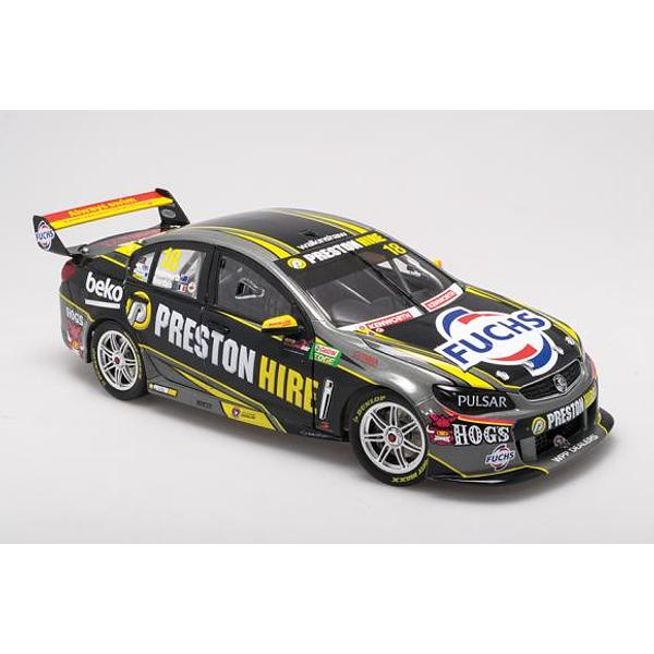 HOLDEN VF COMMODORE PRESTON RACING