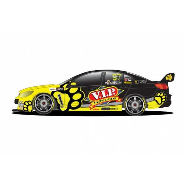 HOLDEN VF COMMODORE #97 SHANE VAN GISBERGEN 2013