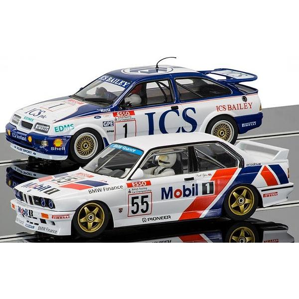 FORD SIERRA RS500 VS BMW E30