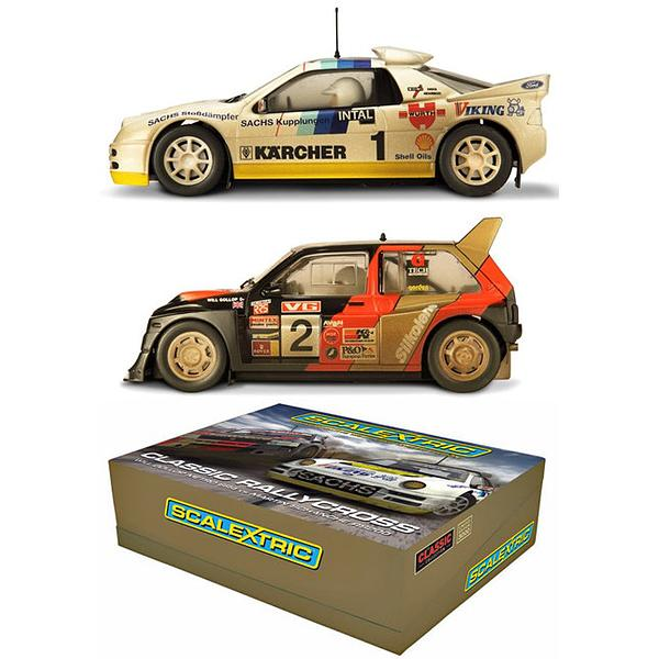 FORD RS200/METRO 6R4