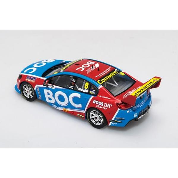 HOLDEN VF COMMODORE #8 JASON BRIGHT