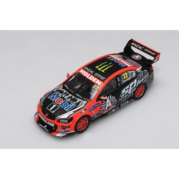 HOLDEN VF COMMODORE #22 JAMES COURTNEY