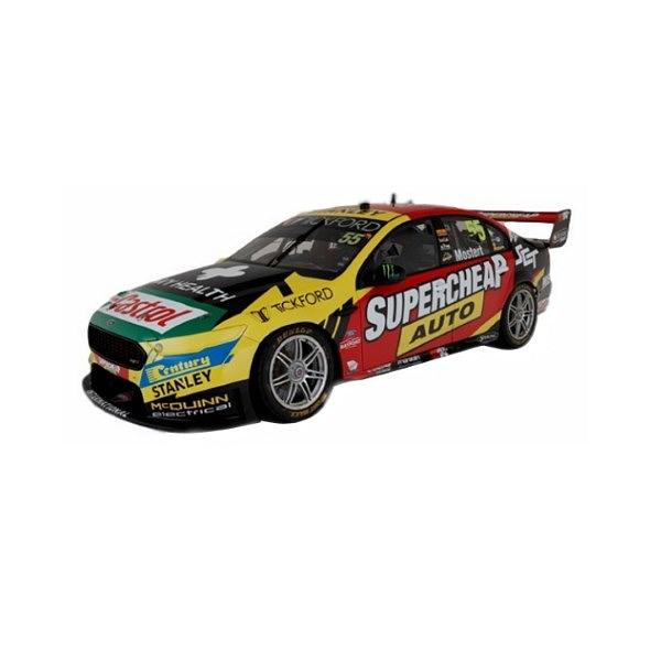 FORD FGX FALCON 2018 CHAZ MOSTERT