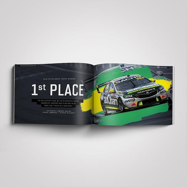 2018 SUPERCHEAP AUTO BATHURST 1000 BOOK